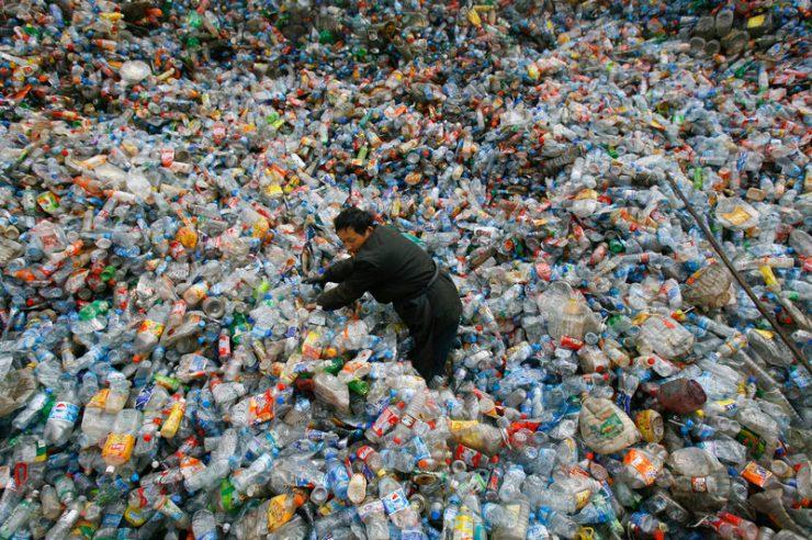 استفاده از پلاستیکهای یکبار مصرف در چین ممنوع شد